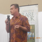 Ari Grossman of Davar Antiquarian Books starts off the conversation.